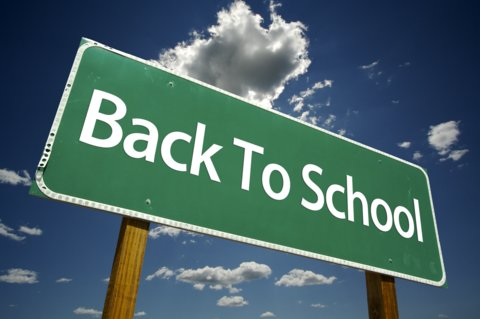 back-to-school-signboard